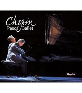 Chopin - Pascal gallet, piano