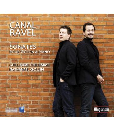 Maurice Ravel - Marguerite Canal — Sonates pour violon et piano