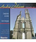 André Jolivet (Tome 1) - Mélodies vol.1