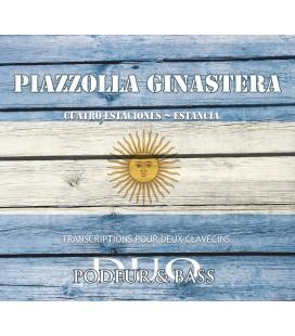 Piazzolla-Les 4 Saisons — Ginastera-Estancia