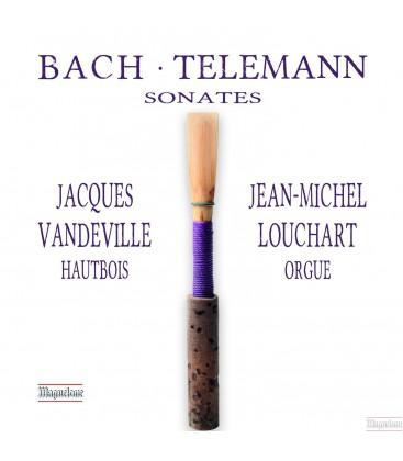 BACH-TELEMAN — Jacques Vandeville
