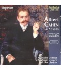 Albert Cahen (d'Anvers) - mélodies