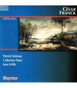 César FRANCK - mélodies