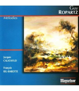 Guy ROPARTZ - mélodies