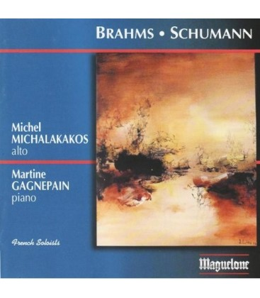 Brahms : 2 sonates pour Alto - Schumann : Contes de fées