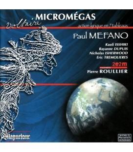 MICROMEGAS - Voltaire ~ MEFANO --- SUPER PROMO NOEL