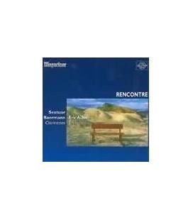Rencontre …… - Eric Aubier, trompette - Sextuor Baermann