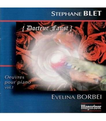 Stéphane BLET  - Evelina Borbei, piano SUPER PROMO NOEL