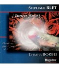 Stéphane BLET  - Evelina Borbei, piano