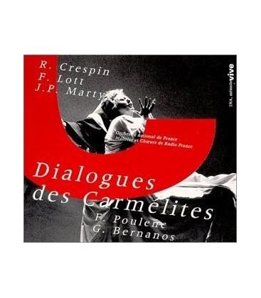 Poulenc - Dialogues des Carmélites - JP. Marty