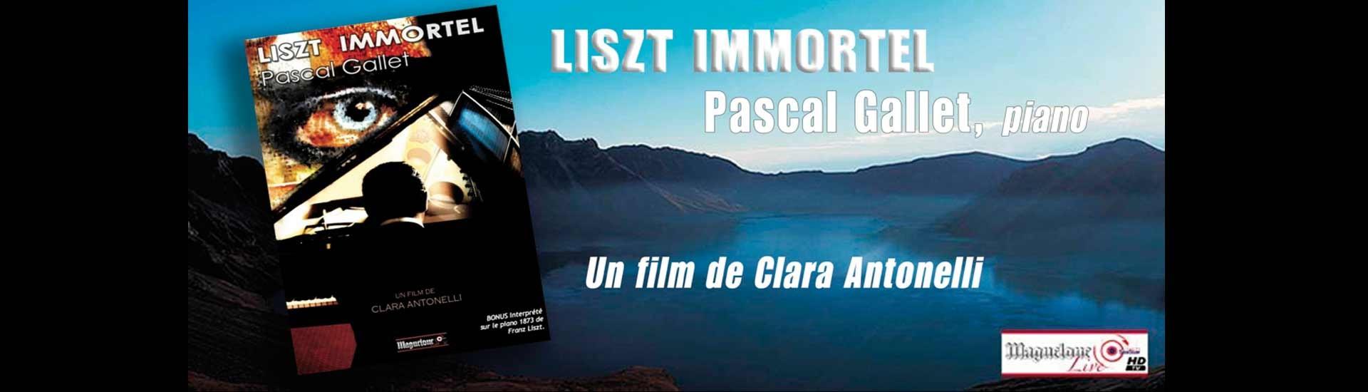 Liszt-DVD